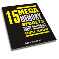 15 Mega Memory Secrets Every Guitarist Must Know - How to Remember and Learn Guitar Faster