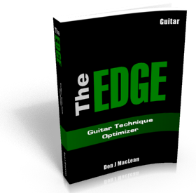 The EDGE: Guitar Technique Optimizer