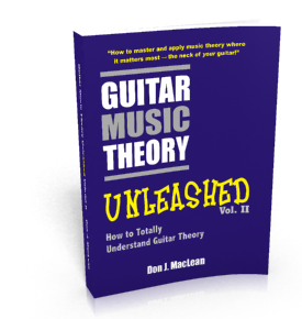 Guitar Music Theory Unleashed Volume 2: How to Totally Understand Guitar Theory
