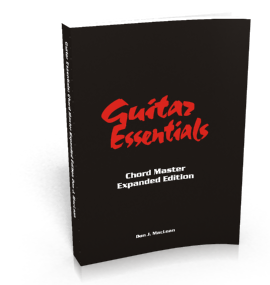 Guitar Essentials: Chord Master Expanded Edition - guitar chords fast and easy