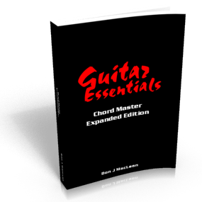 Learn the Guitar Chords You Need to Know Fast and Easy - Guitar Essentials: Chord Master Expanded Edition