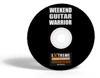 Weekend Guitar Warrior: Extreme Guitar Technique Makeover
