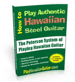 The Peterson System of Playing Guitar With Steel in the Hawaiian Manner: Designed for Self Study
