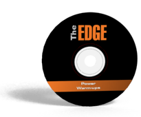 The EDGE: Power Warm-ups CD