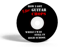 Confessions of A High School Shredder - Get Amazing Guitar Chops Now