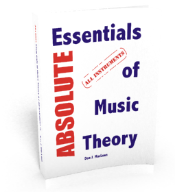 Learn the Absolute Essentials of Music Theory -  All Instruments Edition